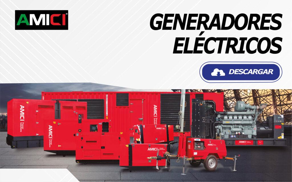 GENERADORES ELECTRICOS 2020